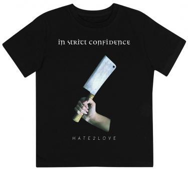 """HATE2LOVE"" (T-Shirt) L"