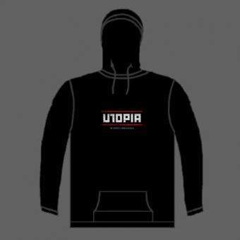 """UTOPIA"" (Kaputzenpullover)"