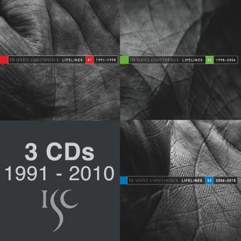 """""""LIFELINES 1-3 (1991-2000)"""" (3-CD)"""